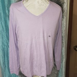 Lavender purple plus size XXL sweater